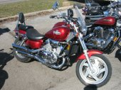 1995 Honda VF 750 C Shadow photo