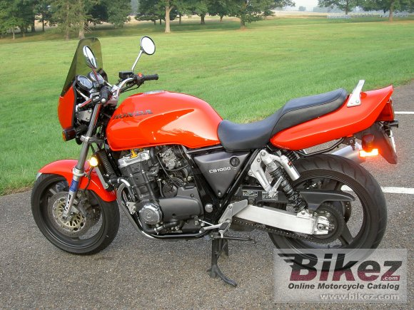 1995 Honda CB 1000 F photo