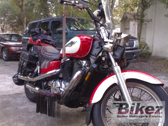 1995 Honda VT 1100 ACE Shadow