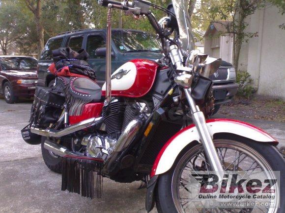Honda Vt 1100 Ace Shadow