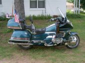 1995 Honda GL 1500 Gold Wing Aspencade photo