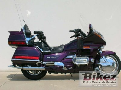 1995 Honda GL 1500 SE Gold Wing photo