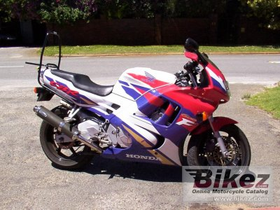 1995 Honda Cbr 600 F3 Specifications And Pictures