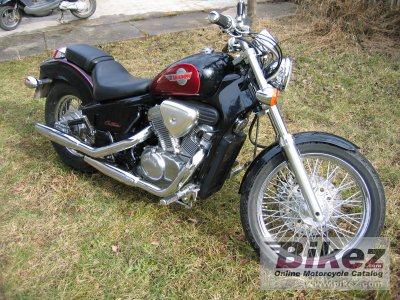 1995 Honda Vt 600 C Shadow Specifications And Pictures