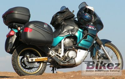 1995 Honda Xl 600 V Transalp Specifications And Pictures