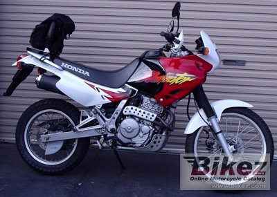 1996 Honda NX 650 Dominator photo