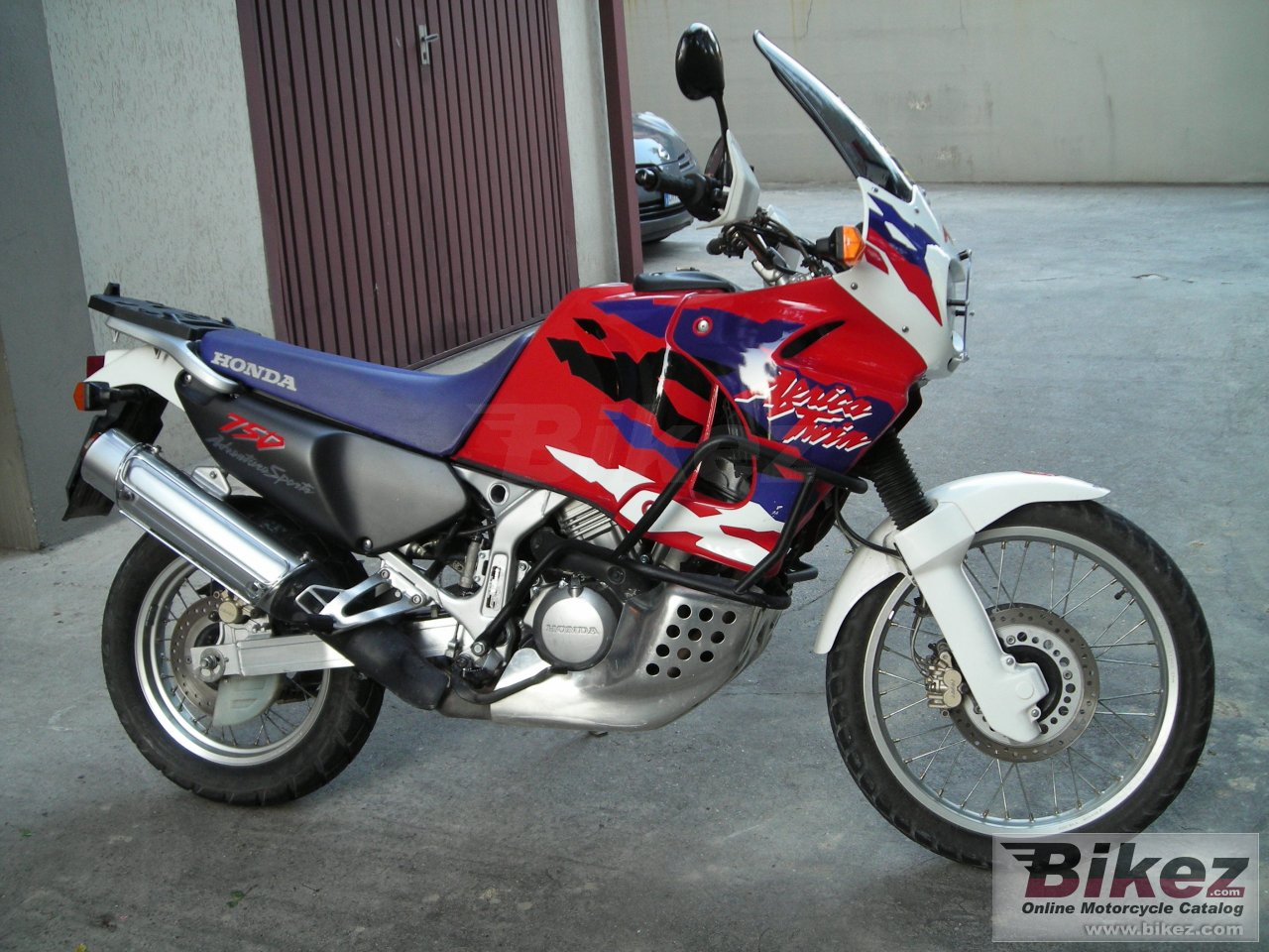 Big  xrv 750 africa twin picture and wallpaper from Bikez.com