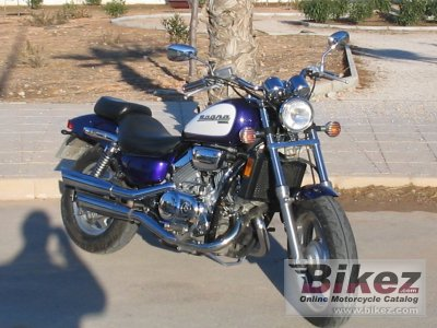 1996 Honda VF 750 C Shadow photo