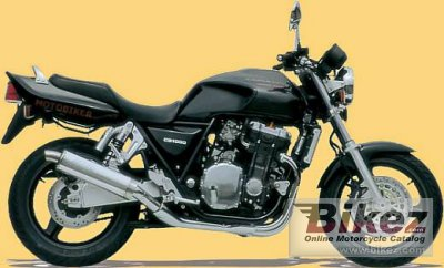 1996 Honda CB 1000 photo