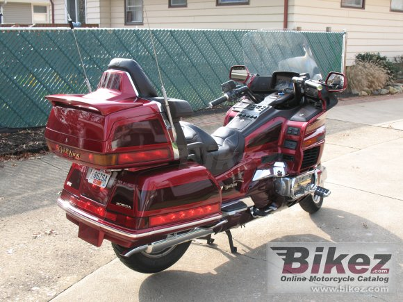 1996 Honda GL 1500 Gold Wing SE photo
