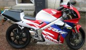1996 Honda RVF 400 RT