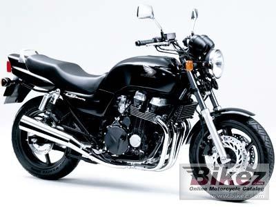 1996 Honda CB 750 Seven-Fifty