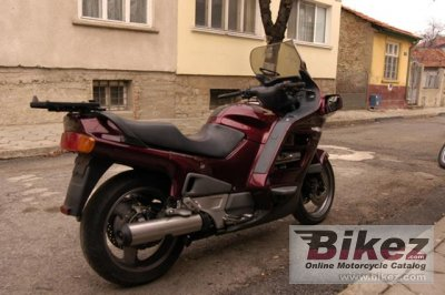 1996 Honda ST 1100 Pan-European CBS-ABS