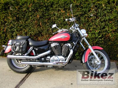 1996 Honda Vt 1100 C2 Shadow Ace Specifications And Pictures