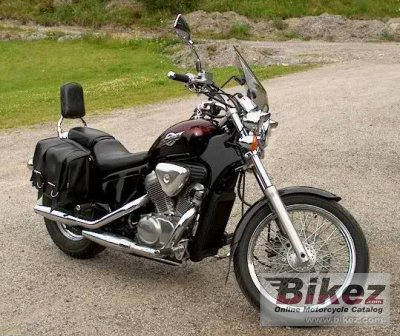 1996 honda vt 600 c shadow specifications and pictures for Honda vt 600