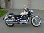 1997 Honda VT 1100 C2 Shadow ACE