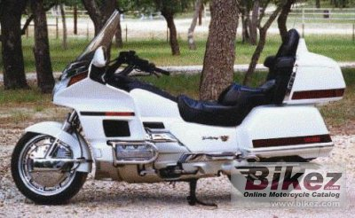 1997 Honda GL 1500 Gold Wing Aspencade photo