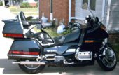 1997 Honda GL 1500 Gold Wing SE photo