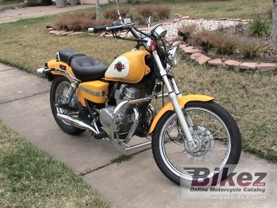1997 Honda CMX 250 Rebel photo