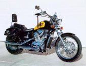 1997 Honda VT 600 C Shadow