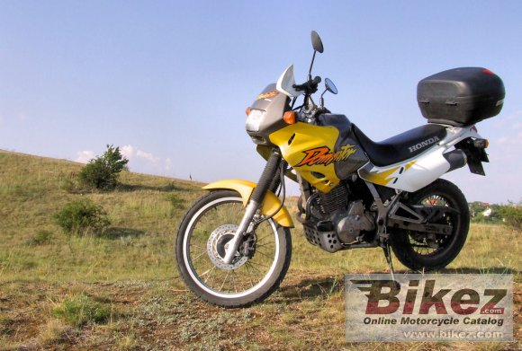 1997 Honda NX 650 Dominator photo