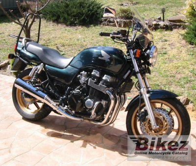 1997 Honda CB 750 Seven Fifty photo