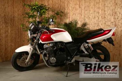 1997 Honda CB 1000 Super Four photo
