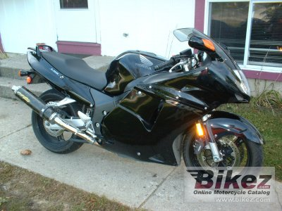 1997 Honda CBR 1100 XX Super Blackbird photo