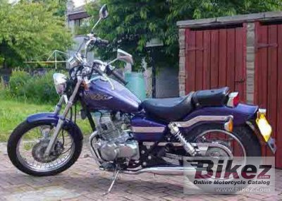 1997 honda ca 125 rebel specifications and pictures. Black Bedroom Furniture Sets. Home Design Ideas
