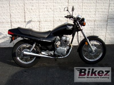 1997 Honda CB 250 Two Fifty
