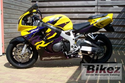 1997 Honda Cbr 900 Rr Fireblade Specifications And Pictures