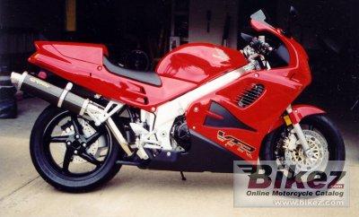 1997 Honda VFR 750 F