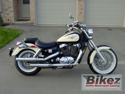 1997 honda vt 1100 c2 shadow ace specifications and pictures
