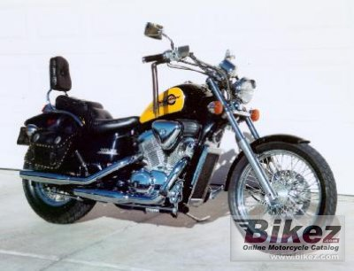 1997 Honda Vt 600 C Shadow Specifications And Pictures