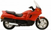 1998 Honda PC 800 Pacific Coast photo