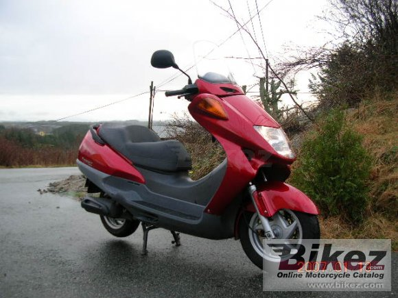1998 Honda FES 250 Foresight