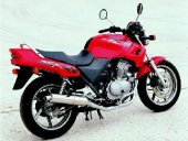 1998 Honda CB 500 photo