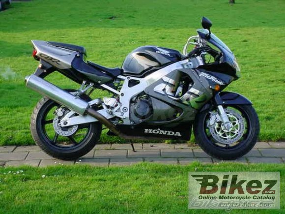 1998 Honda CBR 900 RR Fireblade photo