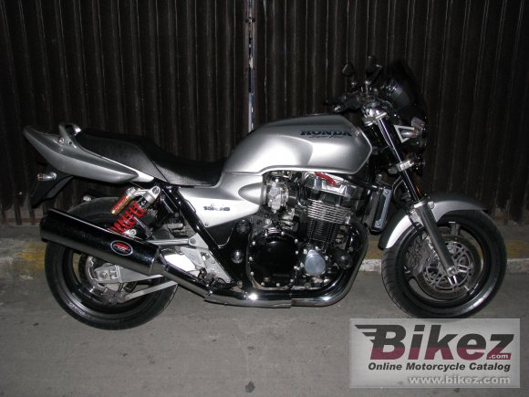 1998 Honda CB 1000 photo