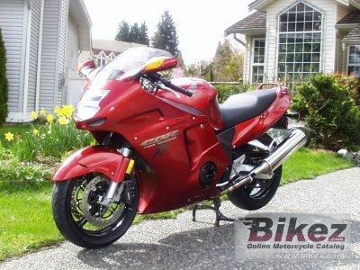 1998 Honda CBR 1100 XX Super Blackbird photo