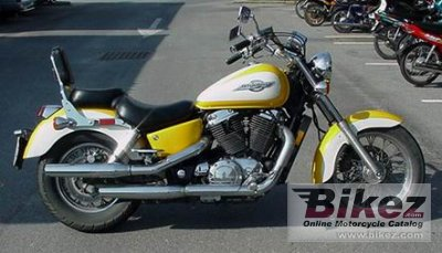1998 Honda VT 1100 C2 Shadow ACE