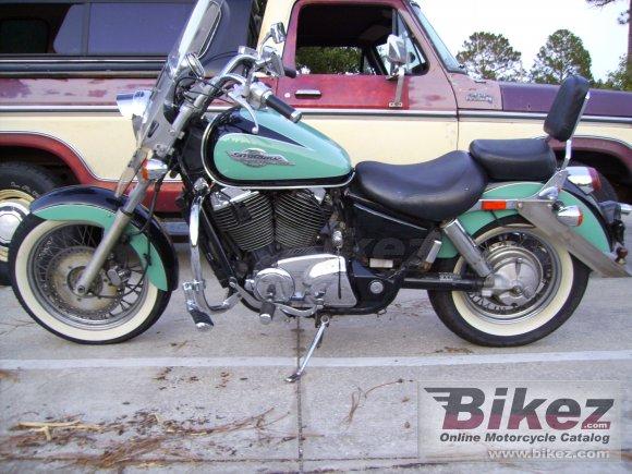 Honda Vt 1100 C2 Shadow Ace