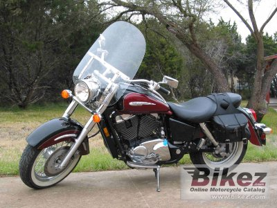 1998 Honda VT 1100 C3 Shadow Aero photo