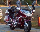 1998 Honda GL 1500 Gold Wing SE photo