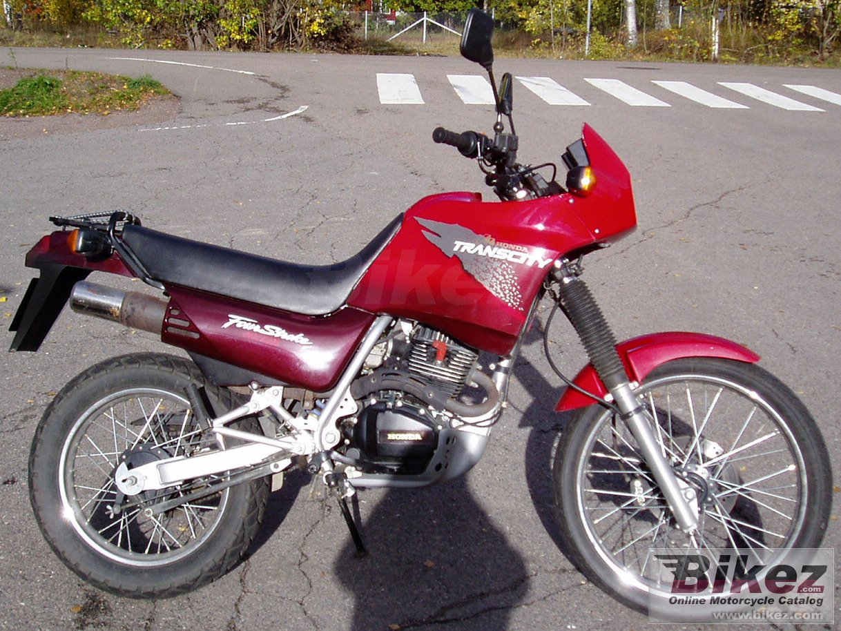 nymous user. nx 125 tc trans city
