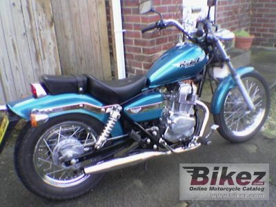 1998 honda ca 125 rebel specifications and pictures. Black Bedroom Furniture Sets. Home Design Ideas