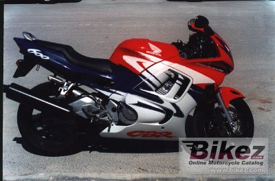 1998 Honda Cbr 600 F Specifications And Pictures