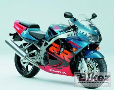 1998 Honda CBR 900 RR Fireblade