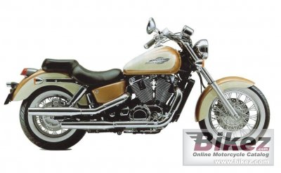 1998 Honda Vt 1100 C2 Shadow Ace Specifications And Pictures
