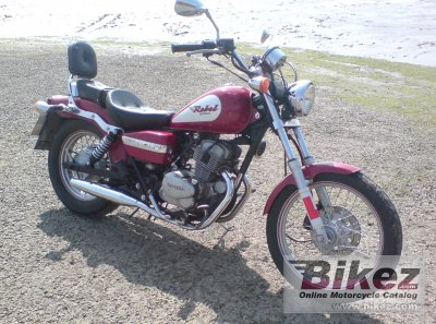 1999 Honda CA 125 Rebel photo